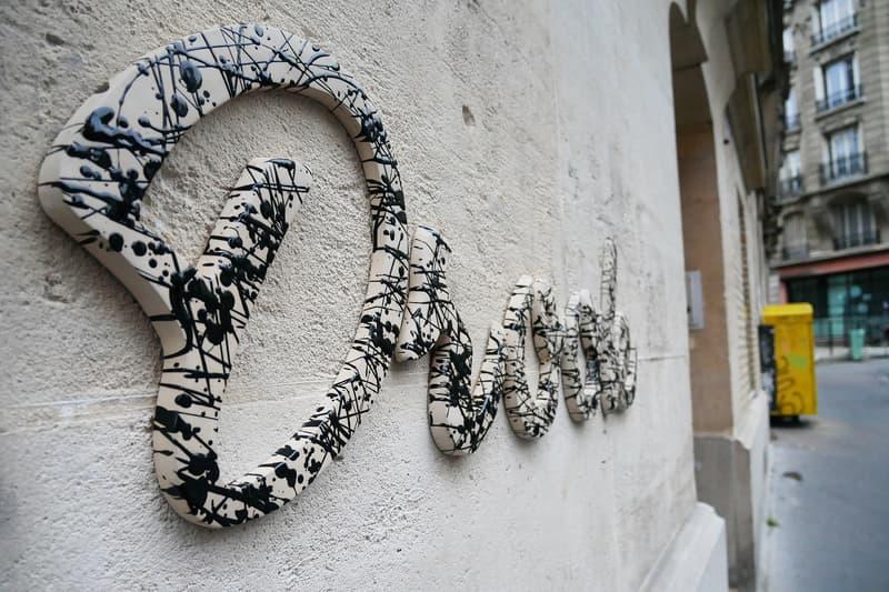 Art Vandalisme Graffiti Ceramique