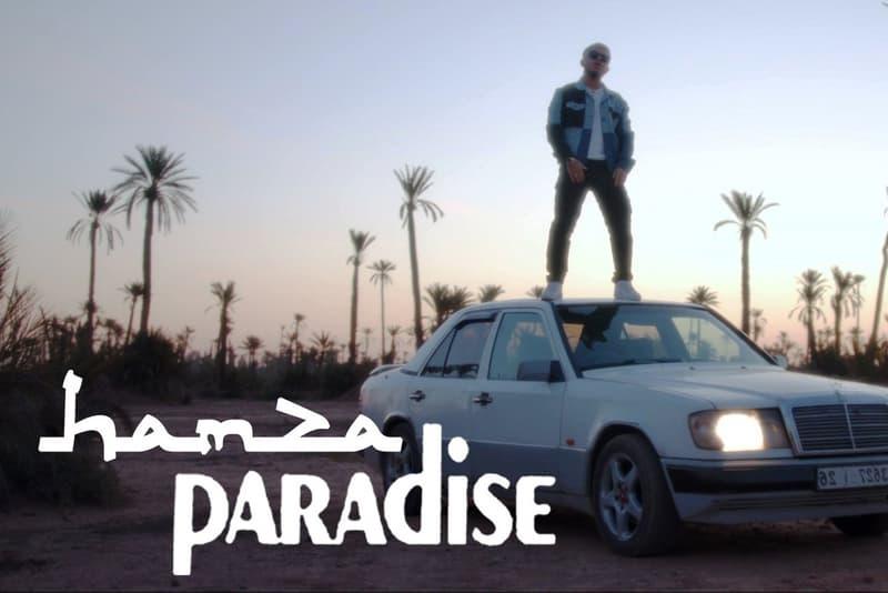 hamza, paradise