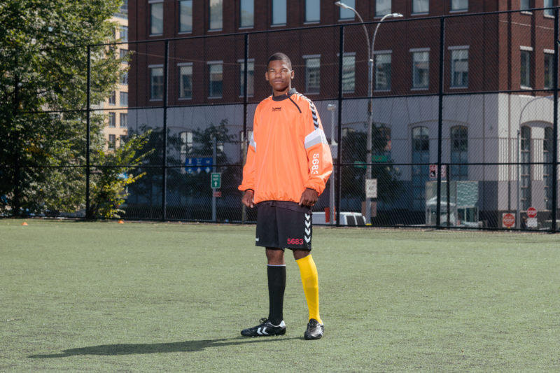 Hummel Collection Football Willy Chavarria lookbook