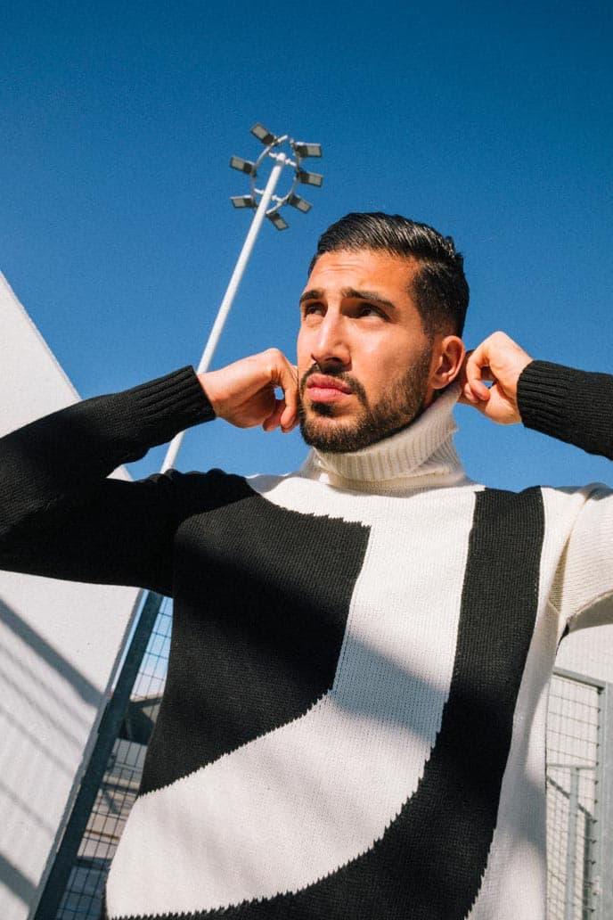 Juventus collection lifestyle icon lookbook