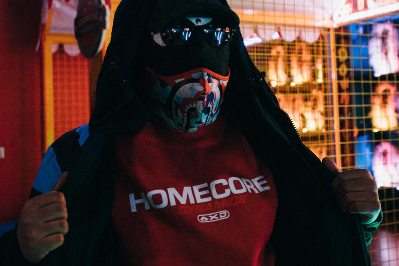 Photo Kekra x Homecore