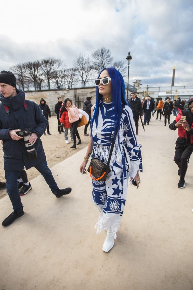 Photo Street Style Louis Vuitton