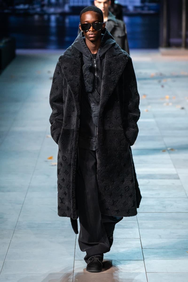 Photo Louis Vuitton Défilé Automne/Hiver 2019