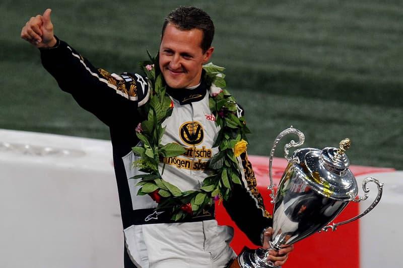 Michael Schumacher Santé Nouvelles Famille