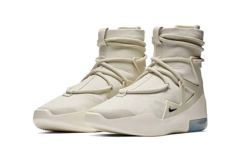 "Photo Nike Air Fear of God 1 ""Light Bone"""