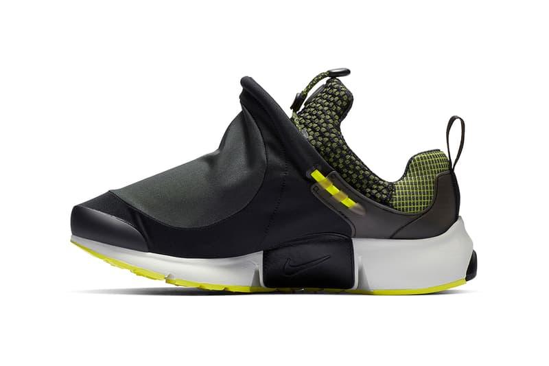 Photo COMME des GARÇONS HOMME Plus x Nike Air Presto Foot Tent
