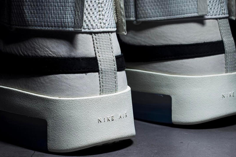 "Photos De La Nike Air Fear of God 180 ""Light Bone"""