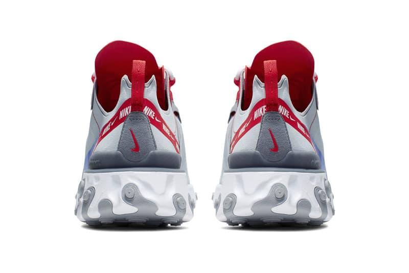 Photo De La Nouvelle Nike React Element 55