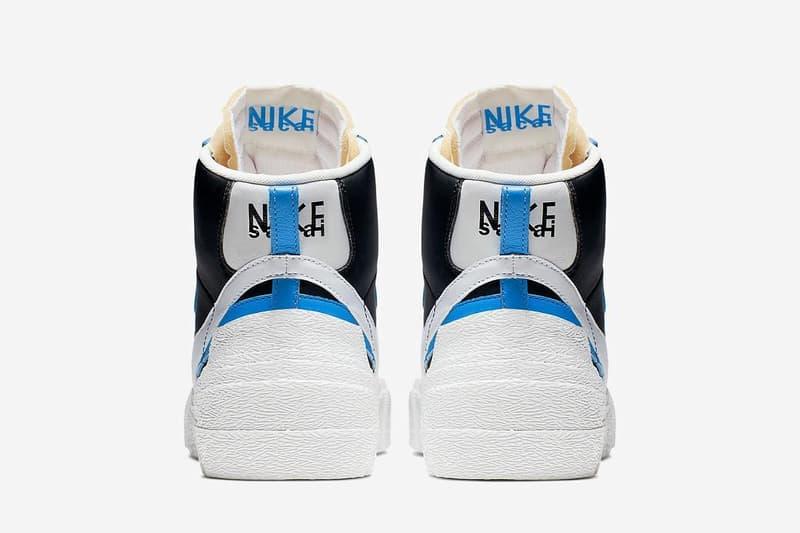 Photo sacai x Nike
