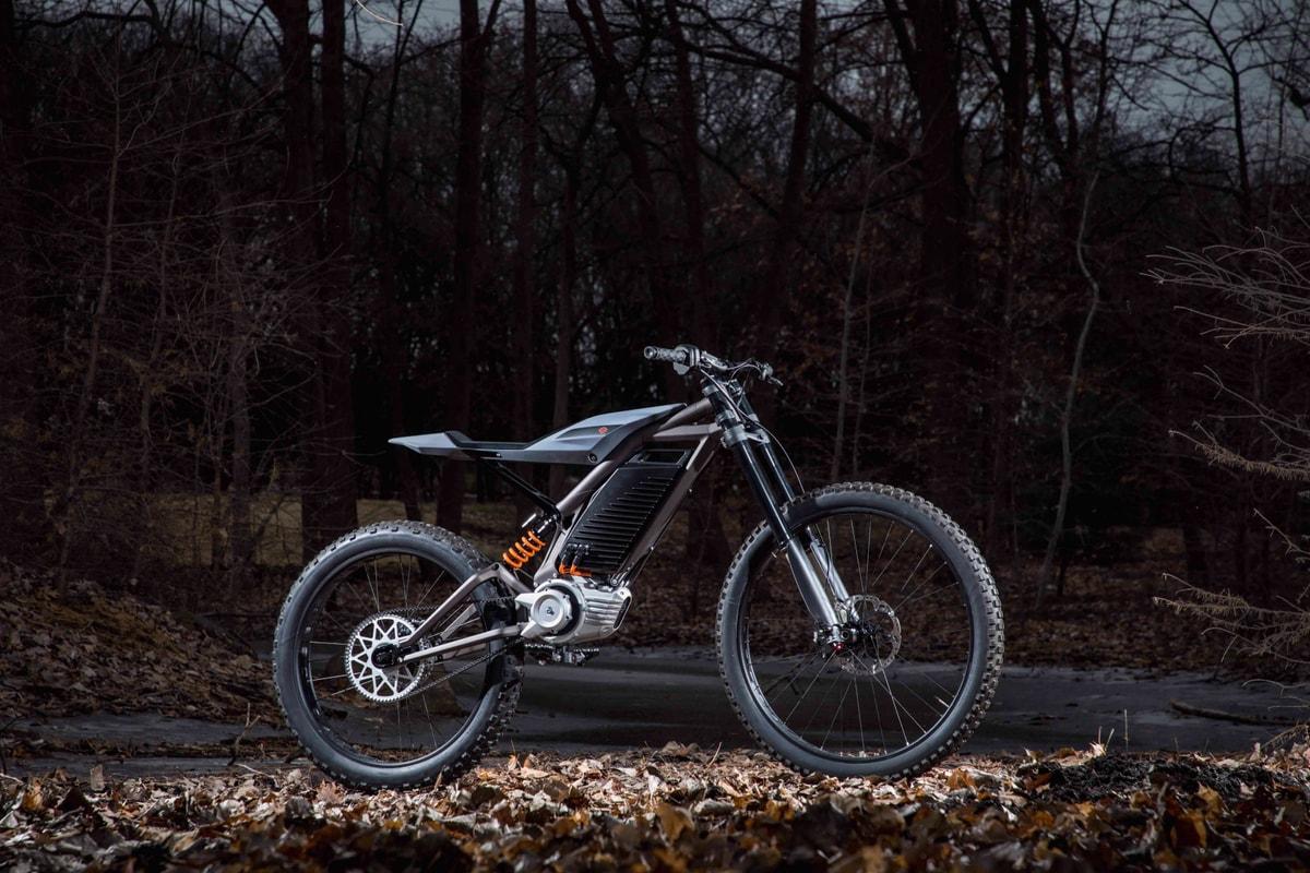 Harley-Davidson Dévoile Deux Concepts De Motos Électriques Sans Permis