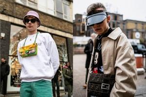 Big Logos Et Imprimés Forts, Voici Les Meilleurs Street Style De La Fashion Week De Londres