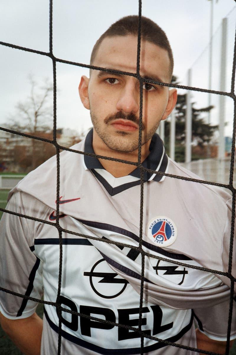 PSG, maillot, vintage