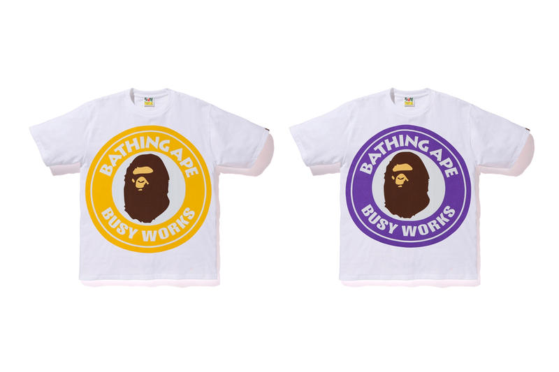 BAPE Collection Busy Works Store