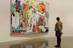 Accusé De Plagier Basquiat Et Menacé, Un Artiste Parisien Voit Son Expo Être Annulée