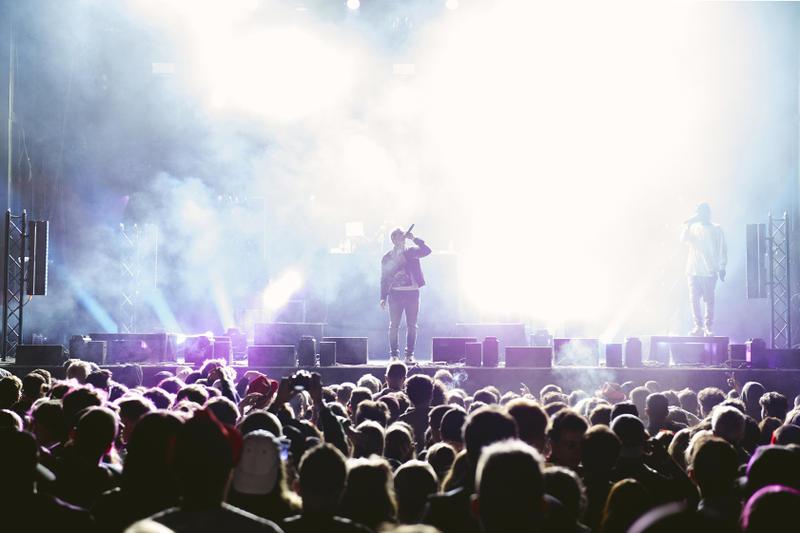 Drake Lomepal VALD Post Malone Concerts France 2019