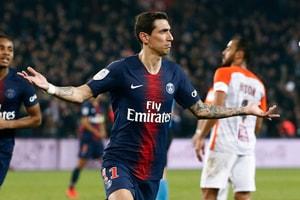 Vidéo - Revivez Le Magnifique Golazo De Di María Lors De PSG-Montpellier