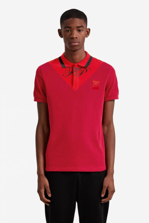 Fred Perry Raf Simons Collection Virtuel Shopping