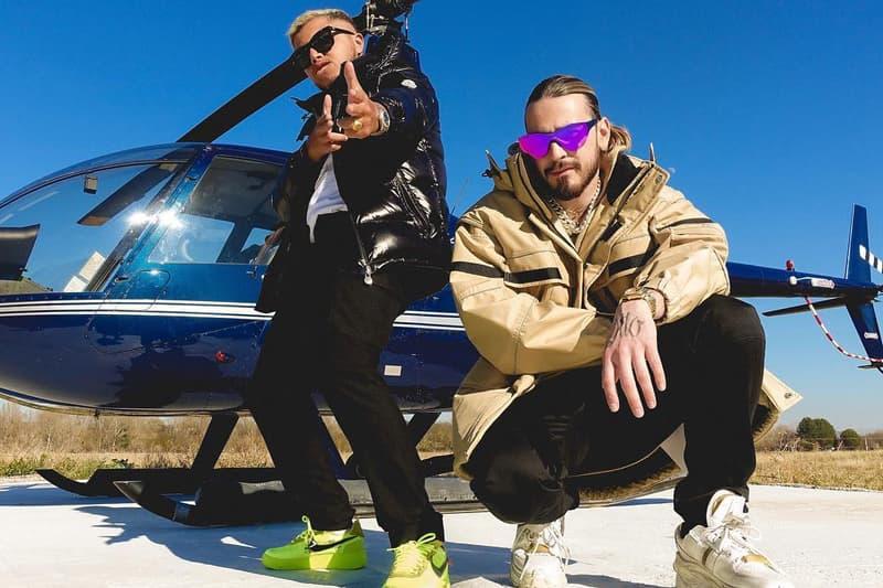 Hamza SCH Clip Rap Français best of