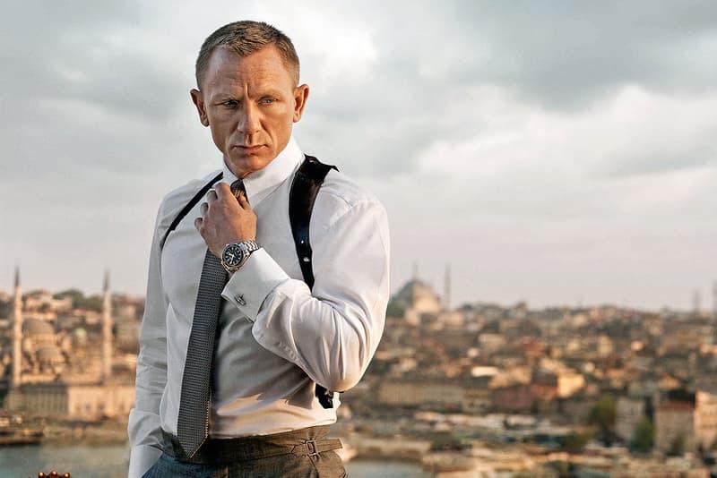 James Bond Acteur Daniel Craig Richard Madden