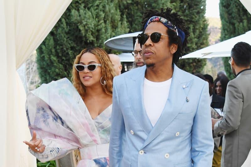 Photo De Jay-Z Et Beyoncé