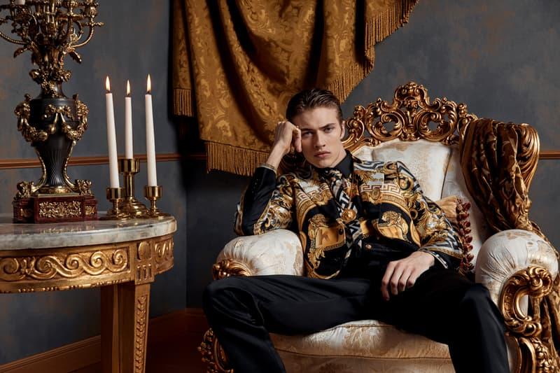 Photo KITH x Versace