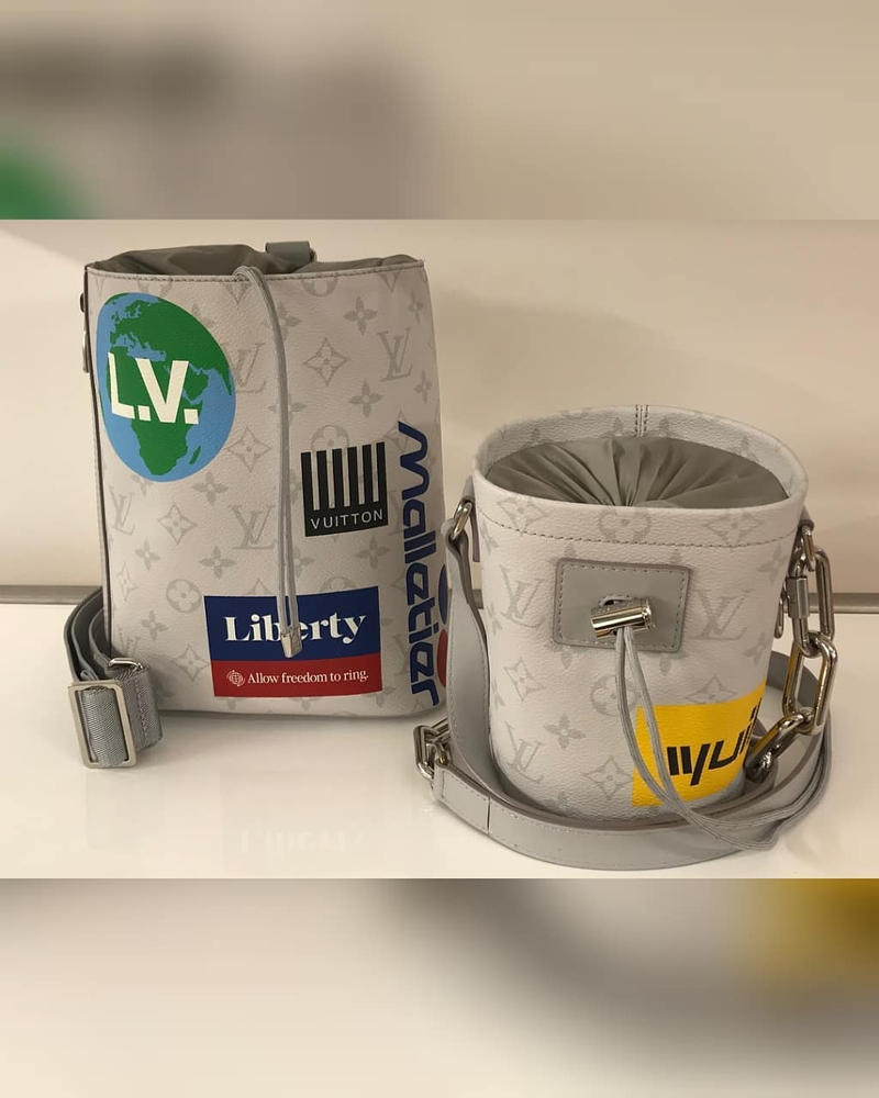Photo Des Sacs Louis Vuitton Par Virgil Abloh