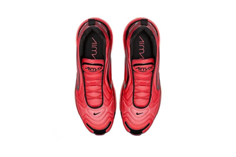 "Photo Nike Air Max 720 ""University Red"""