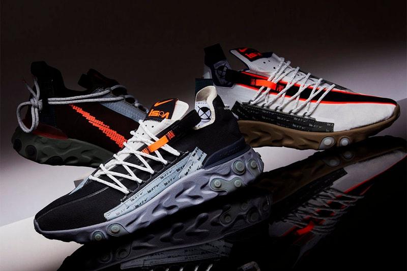Nike Dévoile Une Toute Nouvelle Itération De La React Avec La WR ISPA