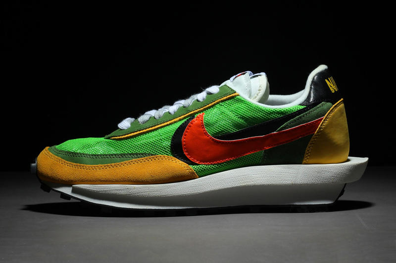Photo De La sacai x Nike LDV Waffle