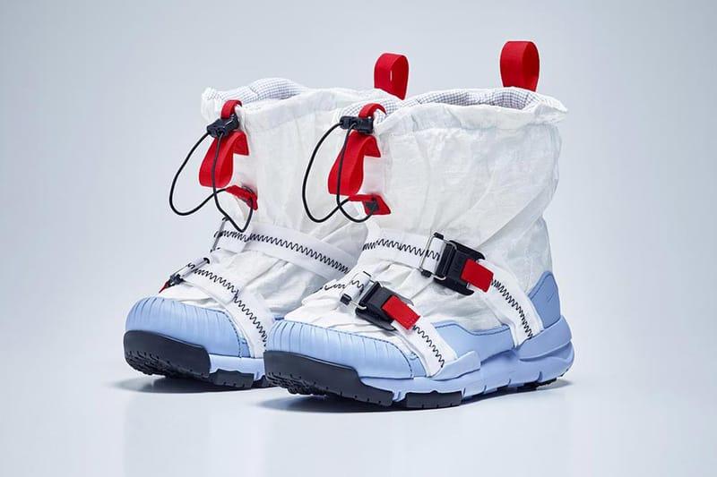 Voici La Date De Sortie De La Tom Sachs x Nike Mars Yard Overshoe
