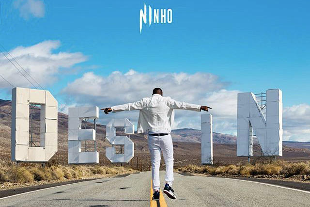 "Photo Ninho Album ""Destin"""