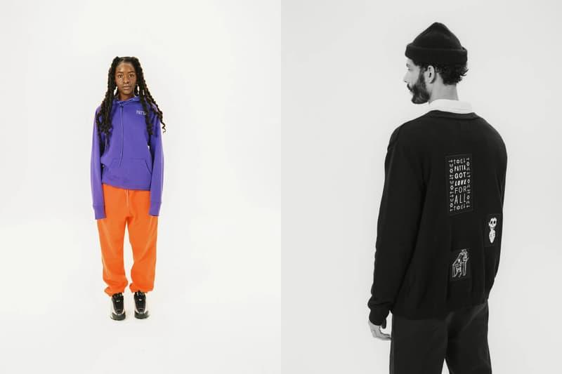 Patta Collection Printemps Eté 2019 Lookbook