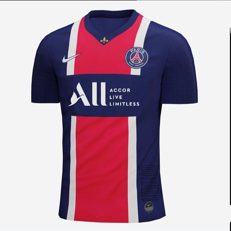 Photo Du Maillot Du PSG 2019/2020