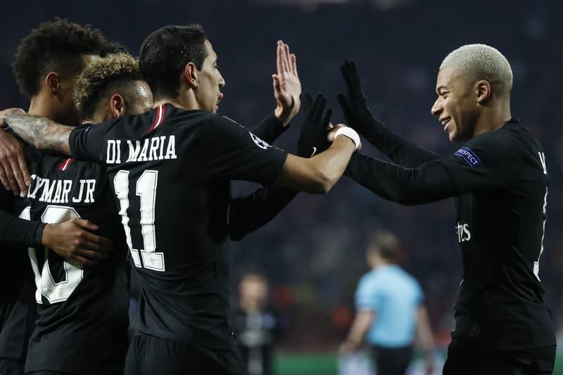PSG Manchester United Ligue des Champions Teaser