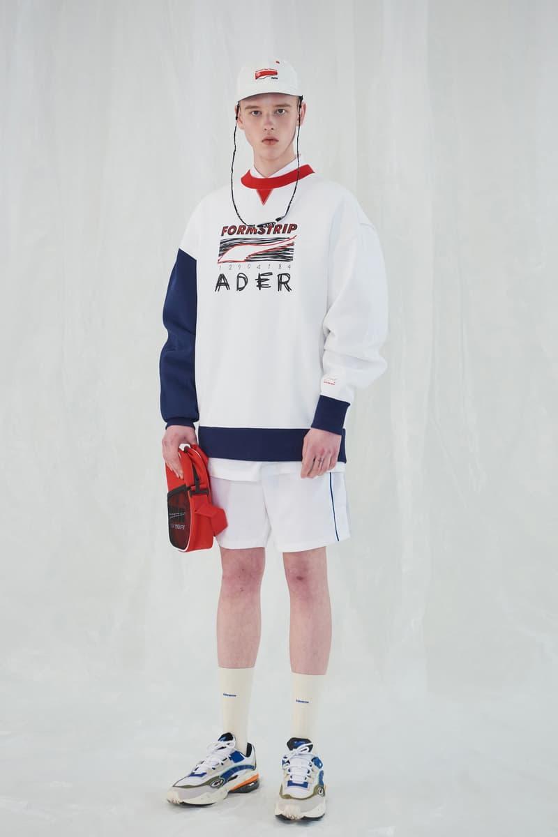 PUMA ADER error Collection printemps été 2019 lookbook