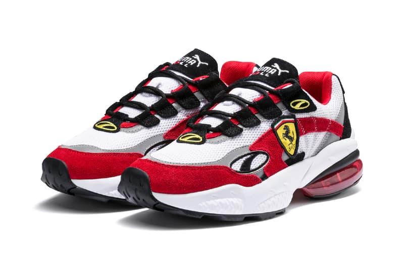 PUMA Ferrari Sneakers Photos