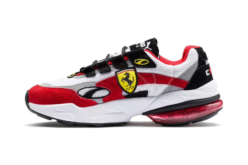 PUMA Ferrari Sneakers Photos