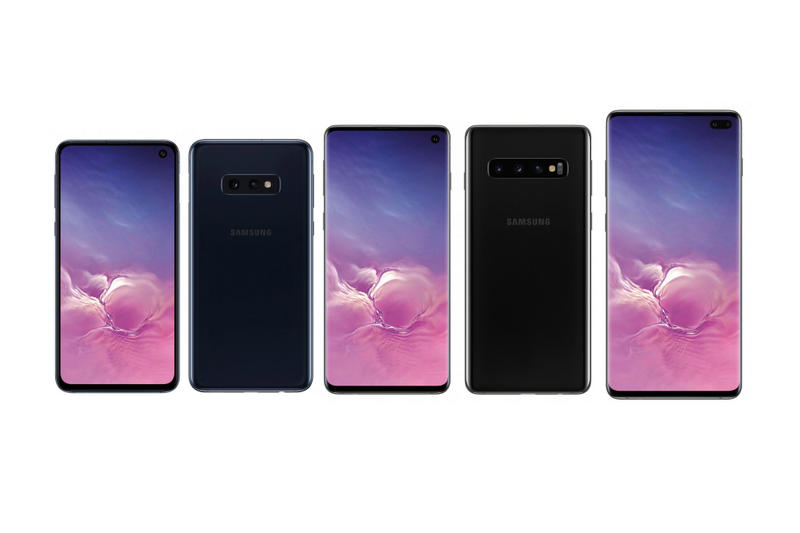 Photo Du Samsung Galaxy S10