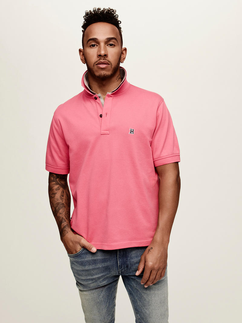 Tommy Hilfiger Lewis Hamilton Collection