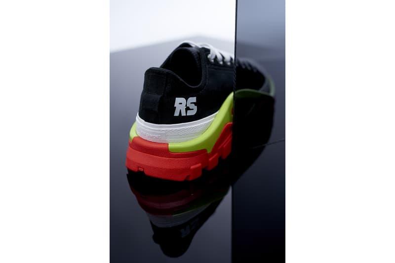 adidas Raf Simons RS Detroit Runner RS Replicant Ozweego Photos Date de sortie