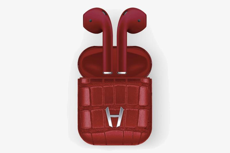 Apple AirPods Custom Luxe Nous Paris Hadoro