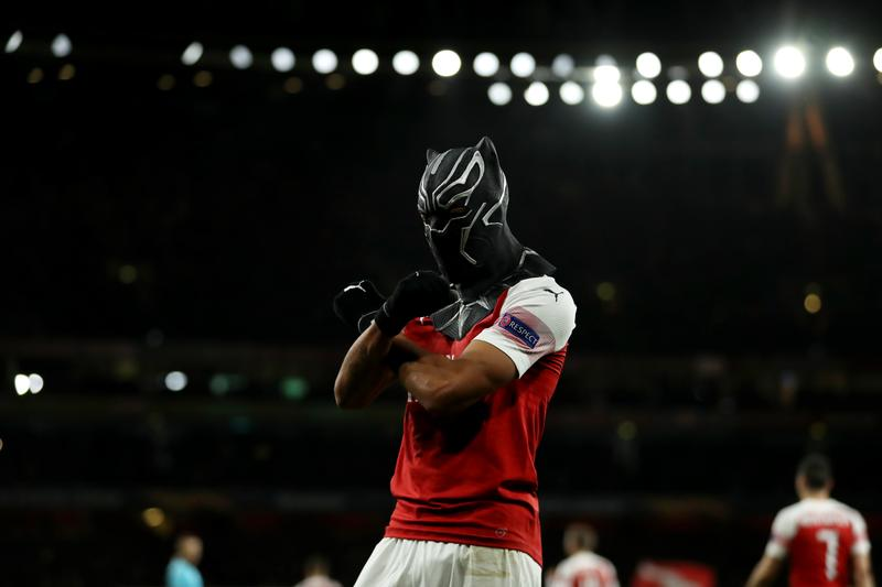Photo D'Aubameyang