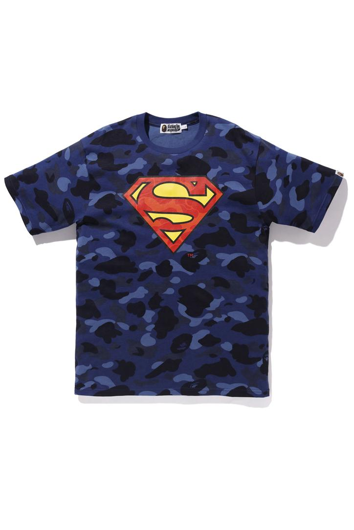 BAPE DC Comics Batman Superman Collection Photos