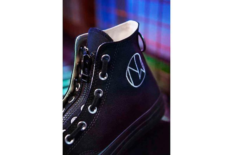 Converse UNDERCOVER Chuck Taylor 70 High The new Warriors Photos