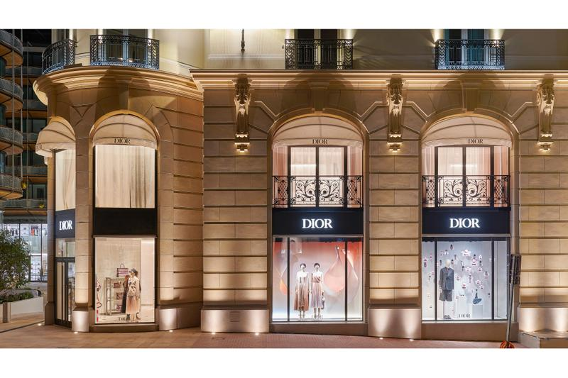 Dior Boutique Monaco Photos