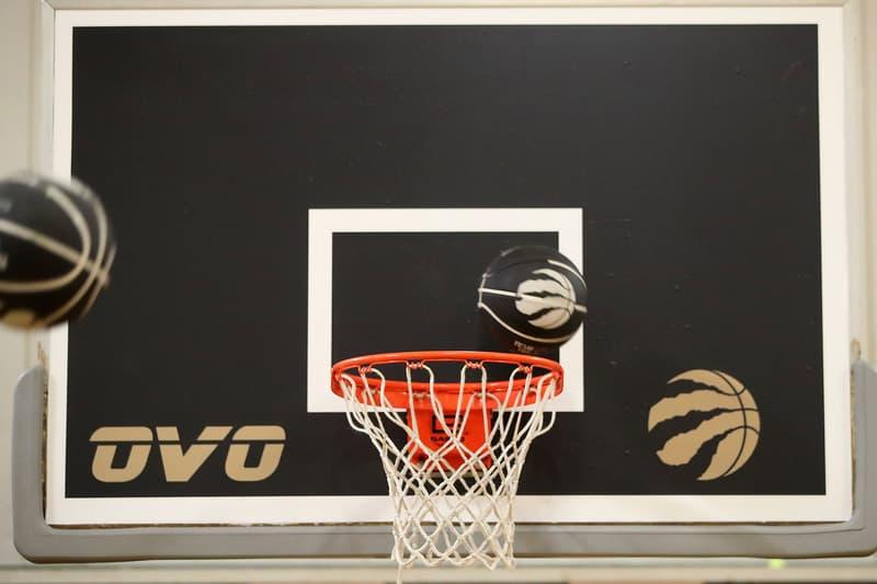 Drake OVO Toronto Raptors Athletic Centre Photos