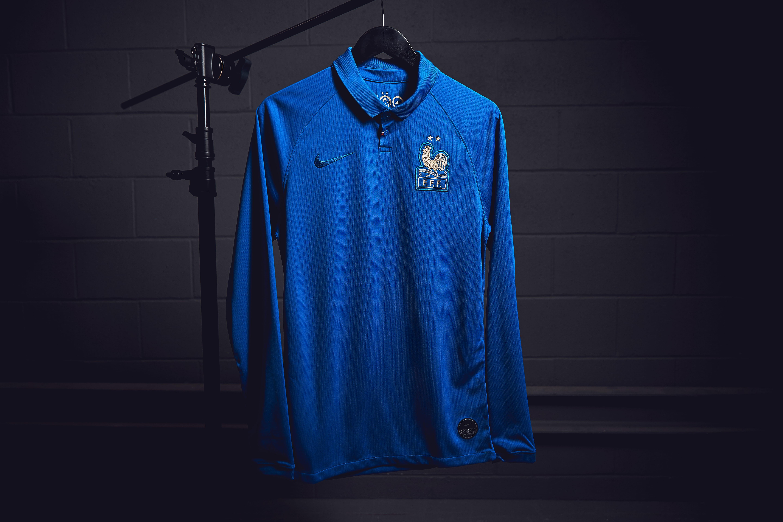 Équipe de France : Shoppez le nouveau maillot
