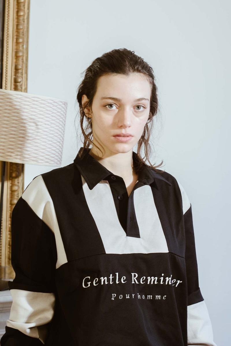 Gentle Reminder Collection lookbook