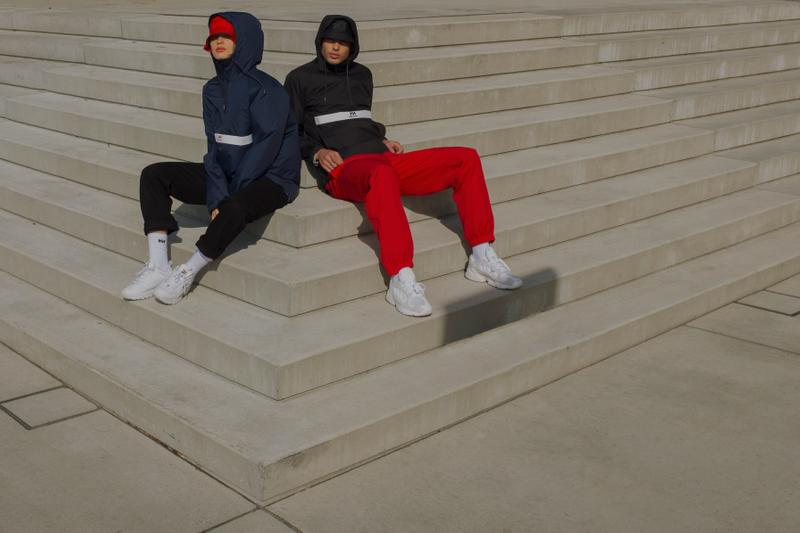 "Helly Hansen Collection Streetwear ""Young & Urban"""
