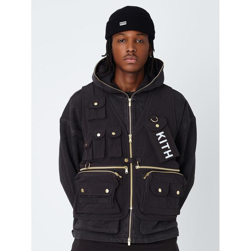 Photo KITH Collection Militaire